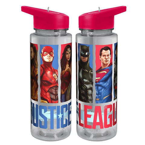 Justice League Movie Tritan Drink Bottle