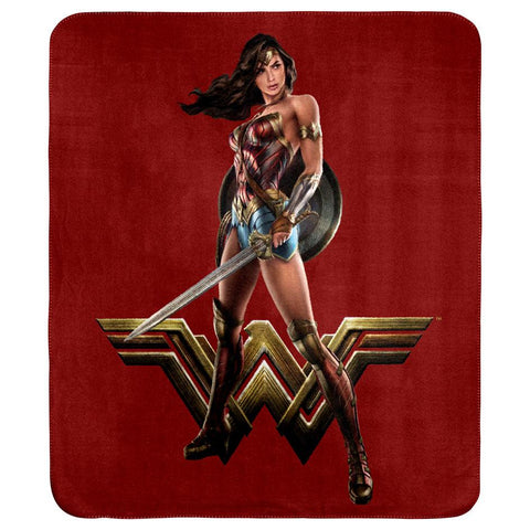 DC Wonder Woman Throw Rug