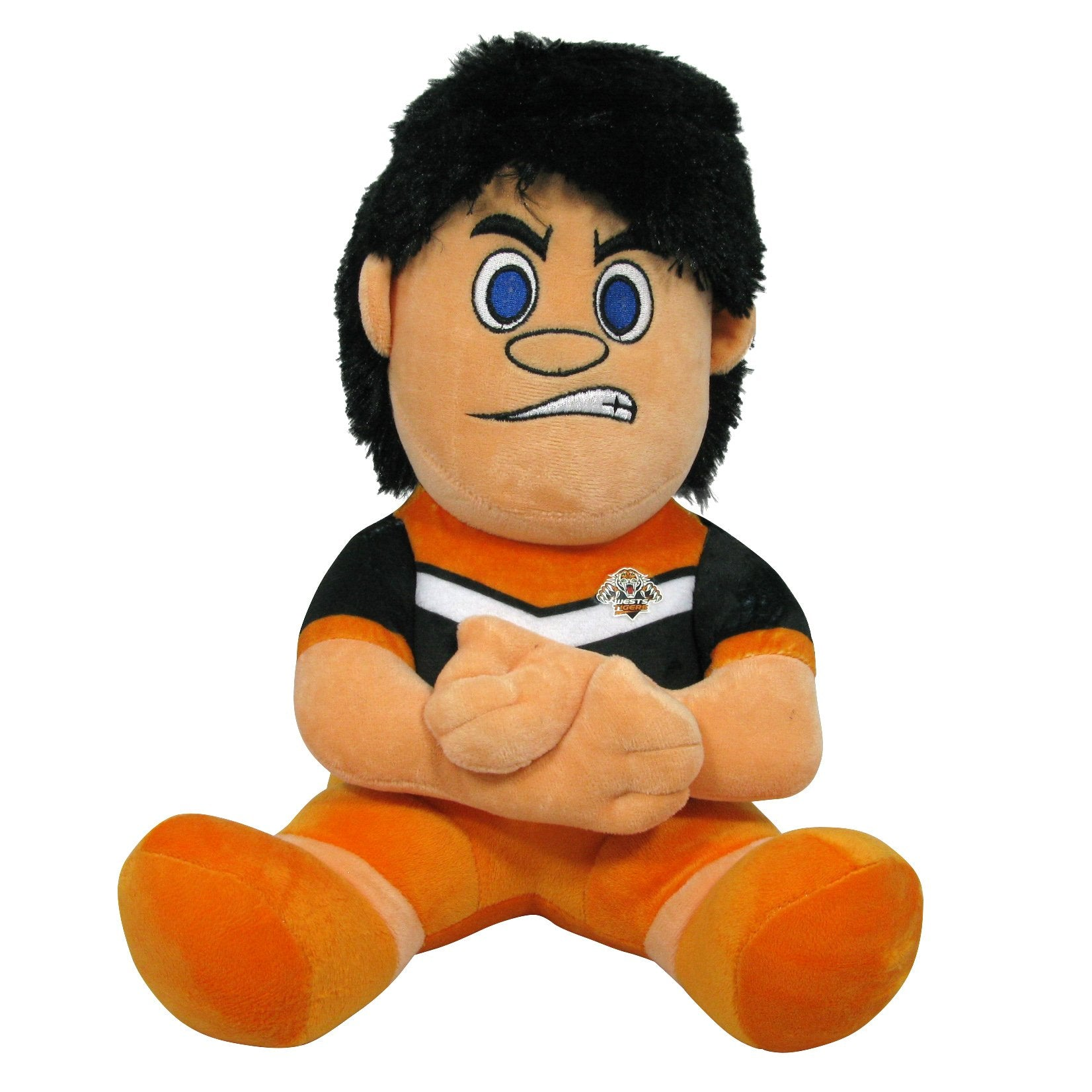NRL PLAYER DOOR STOP TIGERS