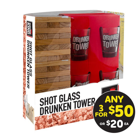 Drink King Drunken Tower