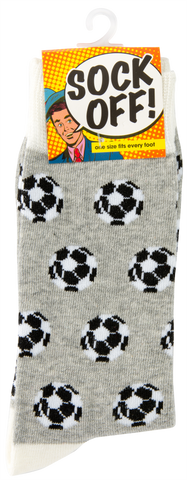 Sock Off - Sock Soccer Ball