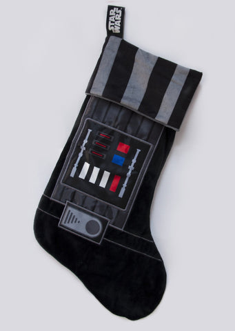 Star Wars Darth Vader Christmas Stocking