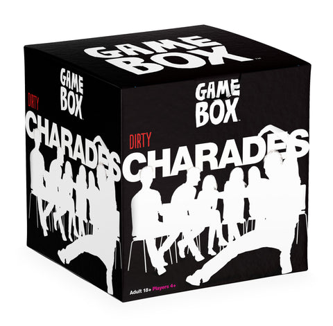 Game Box Dirty Charades