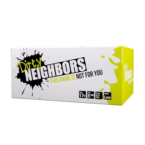 Dirty Neighbours Game