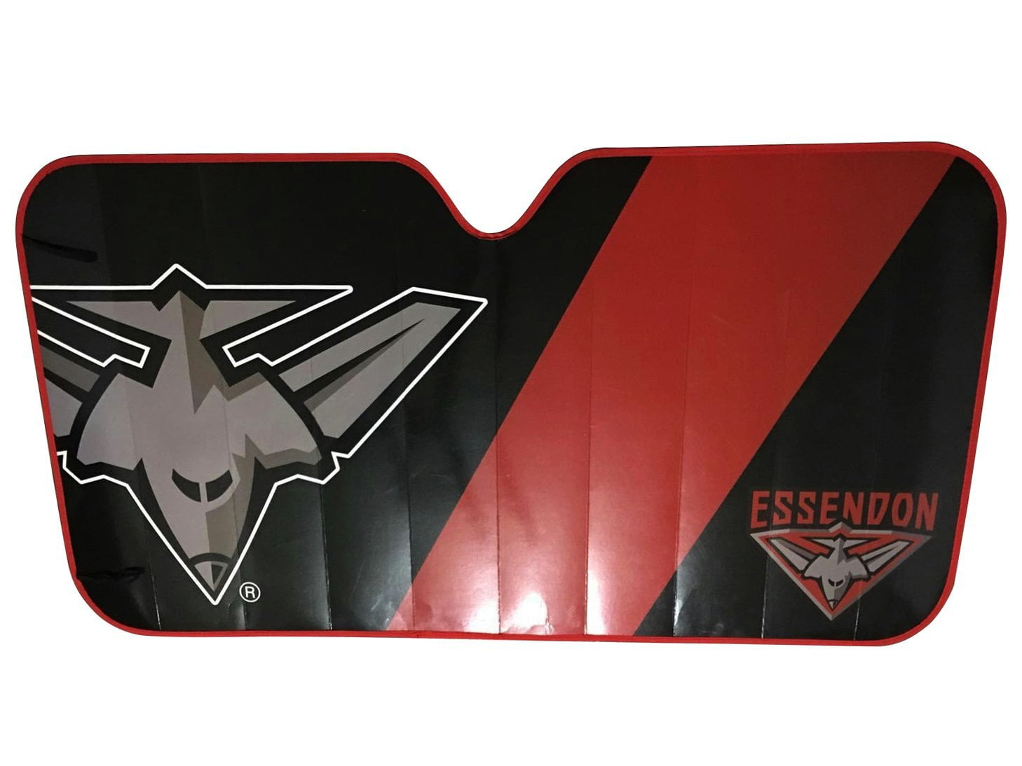 AFl Car Shade Essendon