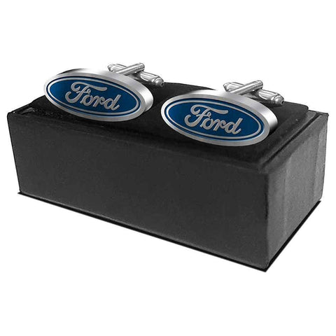 Ford Blue Oval Cufflinks