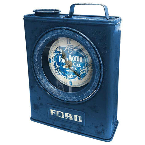 Ford Jerry Can Clock
