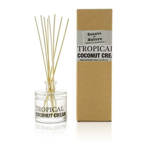 Tropical Coconut Scents of Nature Diffuser