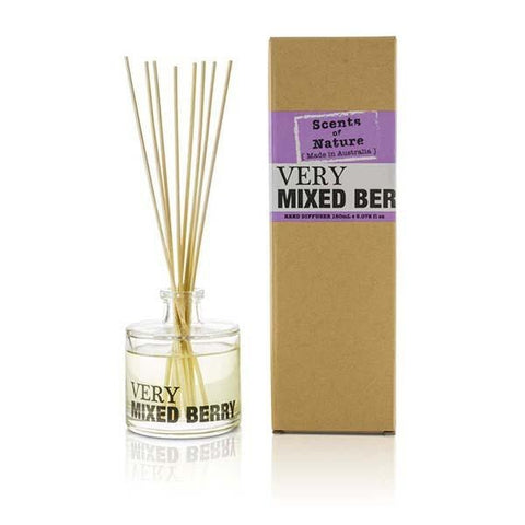 Mixed Berry Scents of Nature Diffuser
