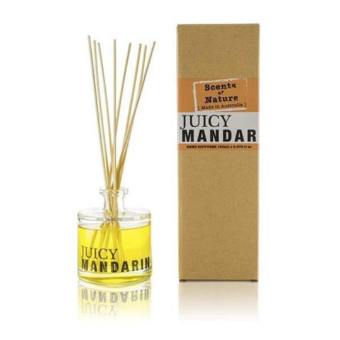 Juicy Mandarin Scents of Nature Diffuser