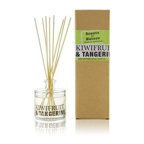 Kiwi And Tangerine Scents of Nature Diffuser