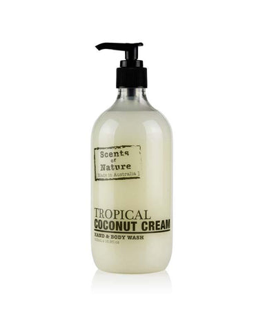 Tropical Coconut 500ml Scents of Nature Body Wash