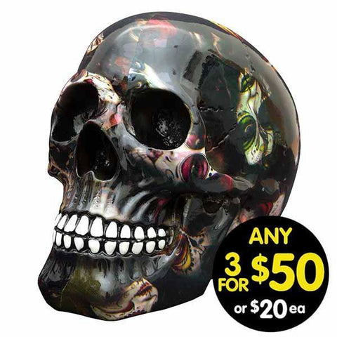 Decor Skull Day Of Dead