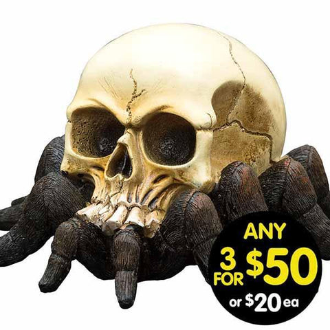 Demon Skull Spider