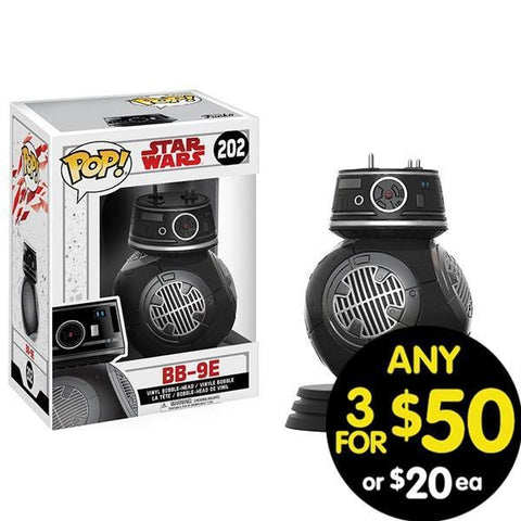 Star Wars Pop Vinyl Bb-9E