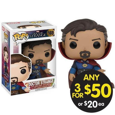 Doctor Who Pop Vinyl Doctor Strange