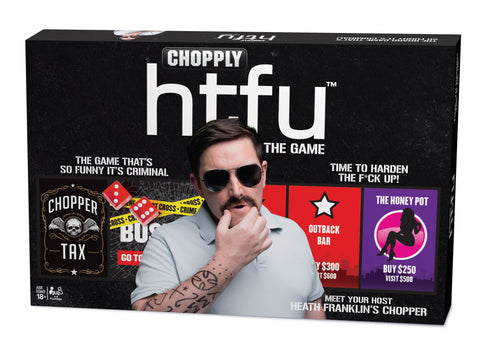 htfu Chopply The Game