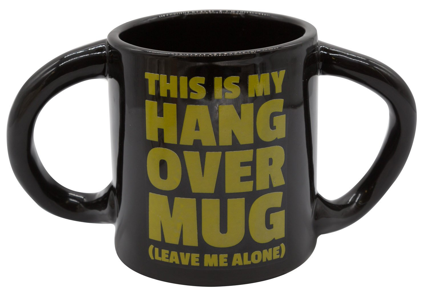The Monkey Hut - My Hangover Ceramic Mug