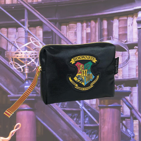 Harry Potter Make Up Bag: Hogwarts