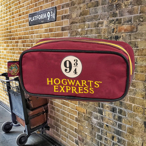 Harry Potter Wash Bag: Platform 9 ¾