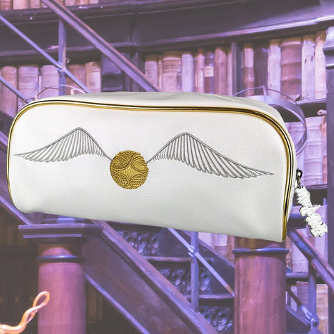 Harry Potter Wash Bag: Golden Snitch