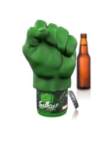 Bottlepops Talking Bottle Opener Hulk