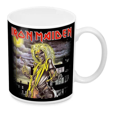 Iron Maiden Mug Killers