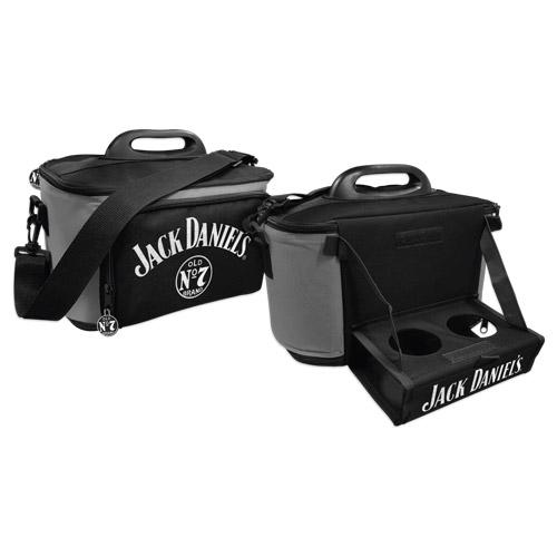 Jack Daniels Cooler Bag With Pull Down Tray