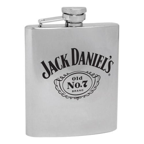 Jack Daniels Hip Flask 6oz