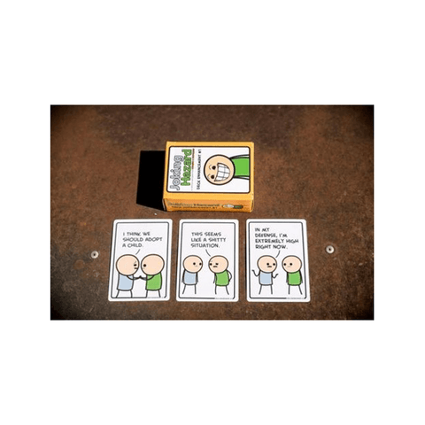 Joking Hazard Game Deck Enhancement #1