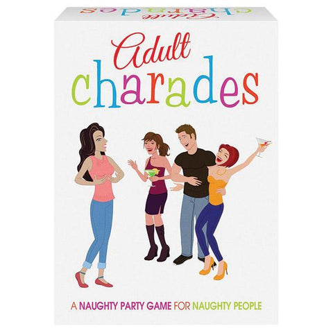 Game Adult Charades