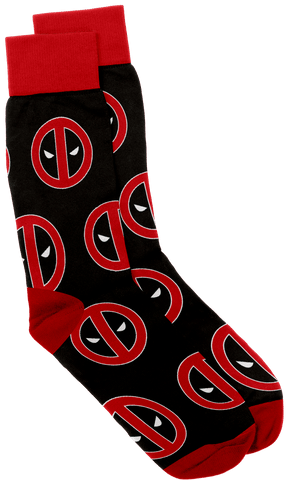 Marvel Deadpool Socks