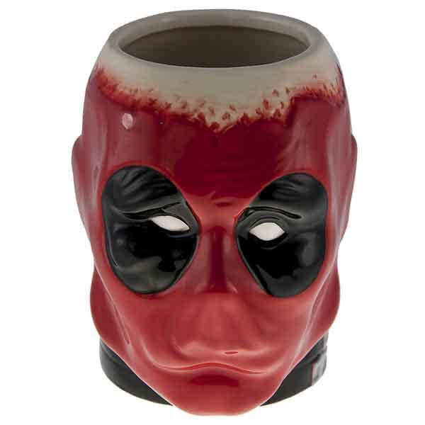 3D Mug Deadpool Wounded