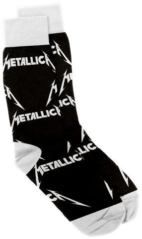 Metallica Socks