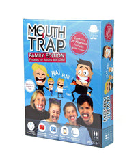 Mouth Trap Game Family Edition