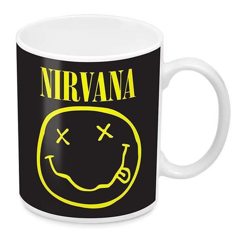 Nirvana Mug Smiley
