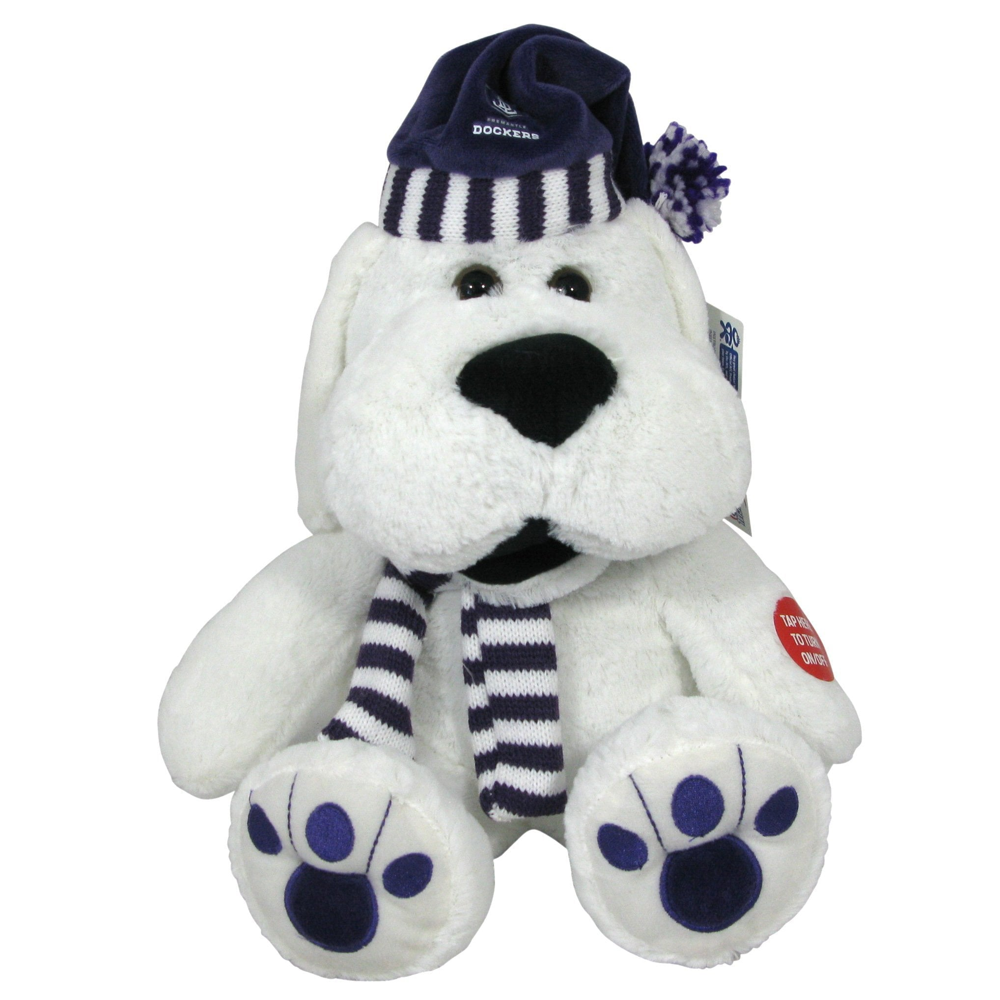 AFL DOG NIGHT LIGHT FREMANTLE