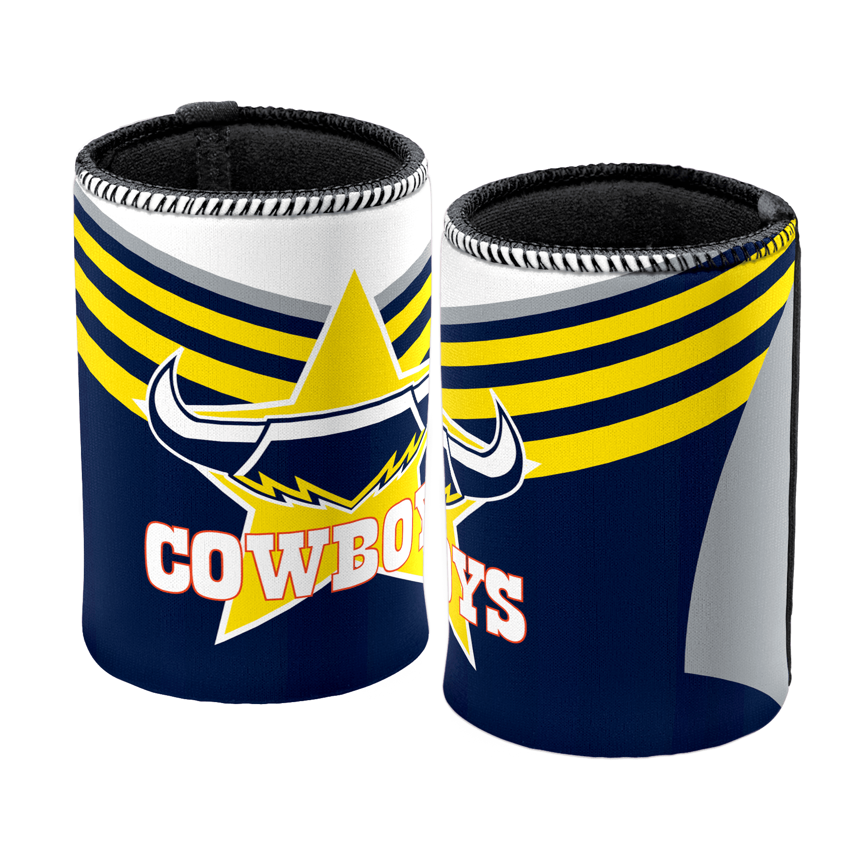 NRL Can Cooler Jersey Cowboys