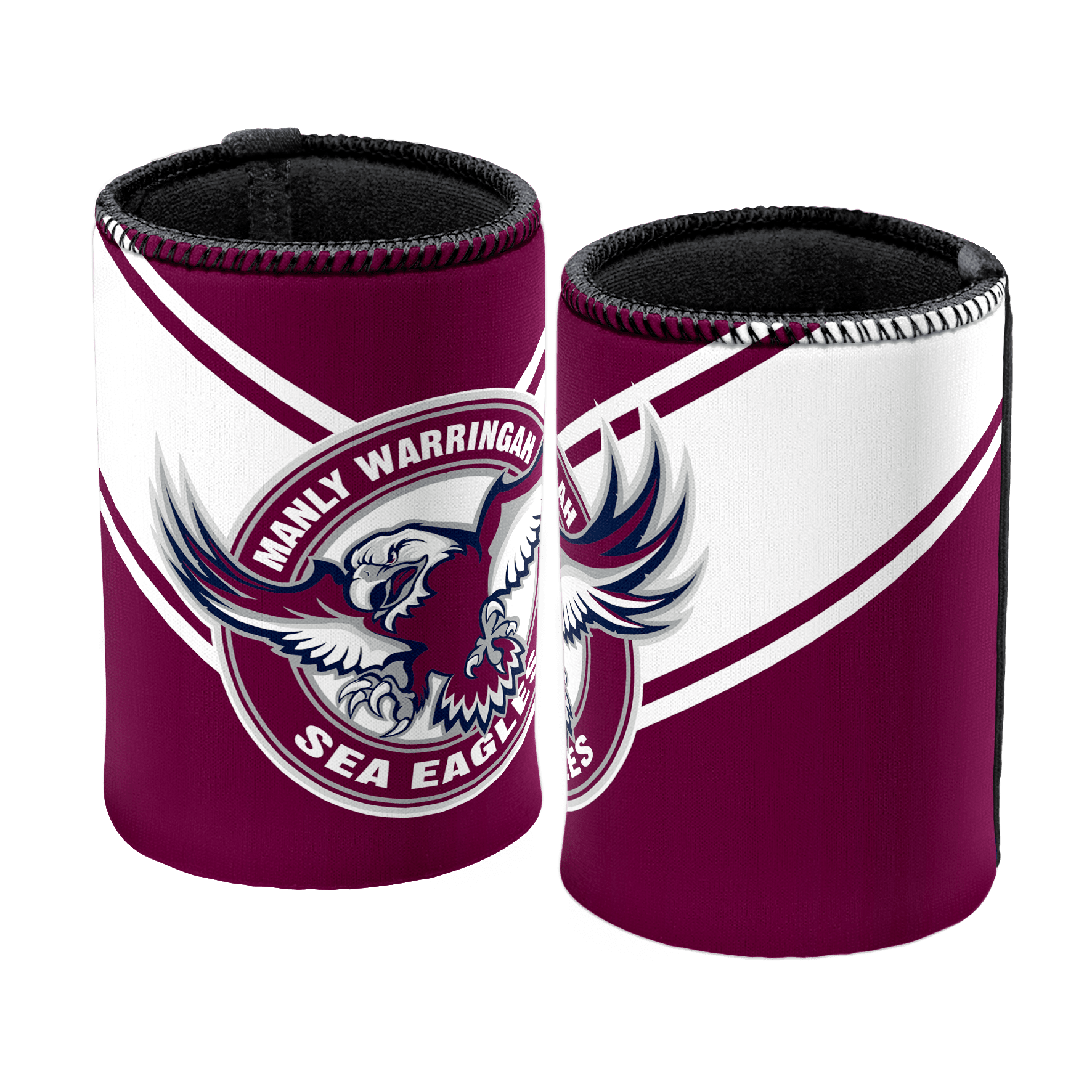 NRL Can Cooler Jersey Manly