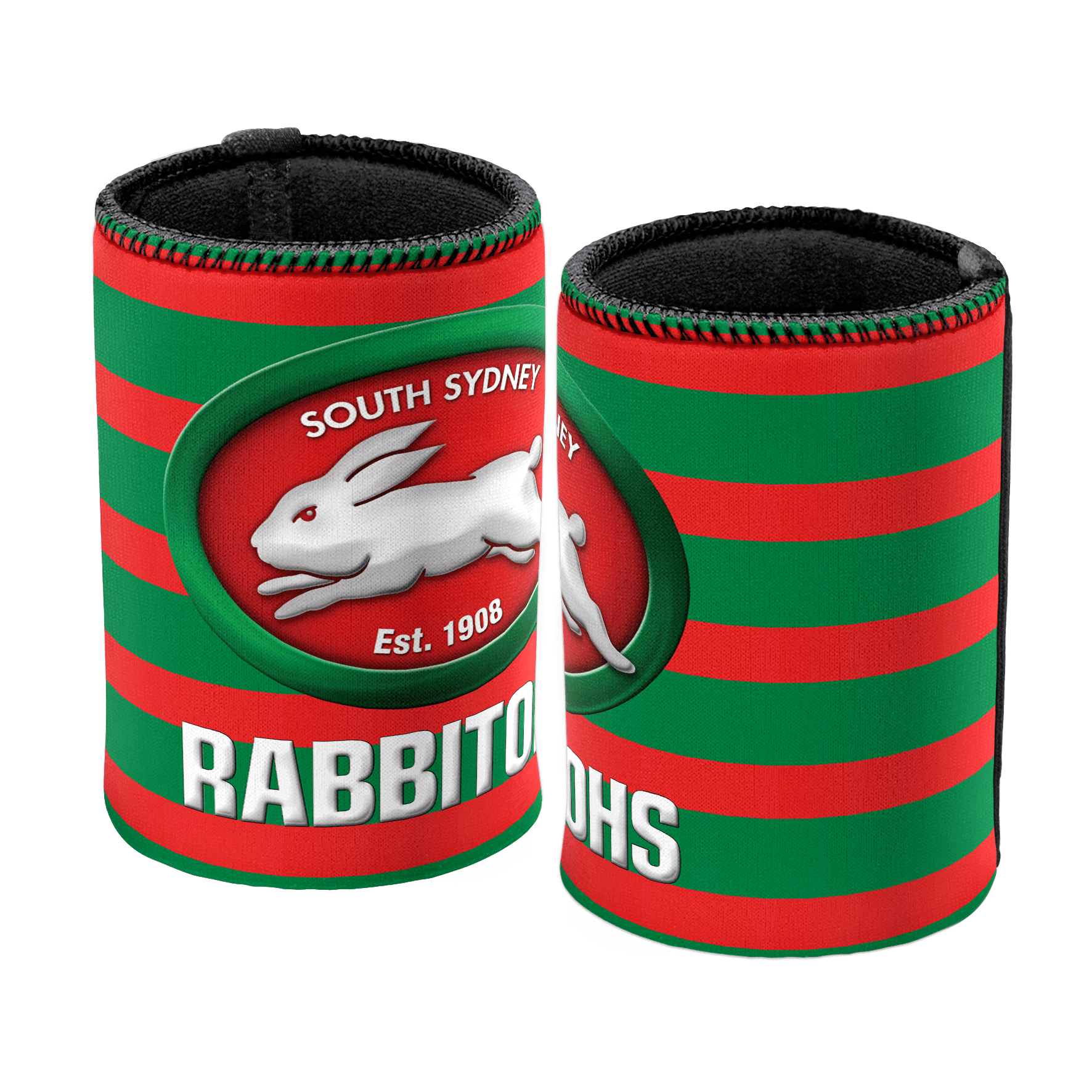NRL Can Cooler Jersey Rabbitohs