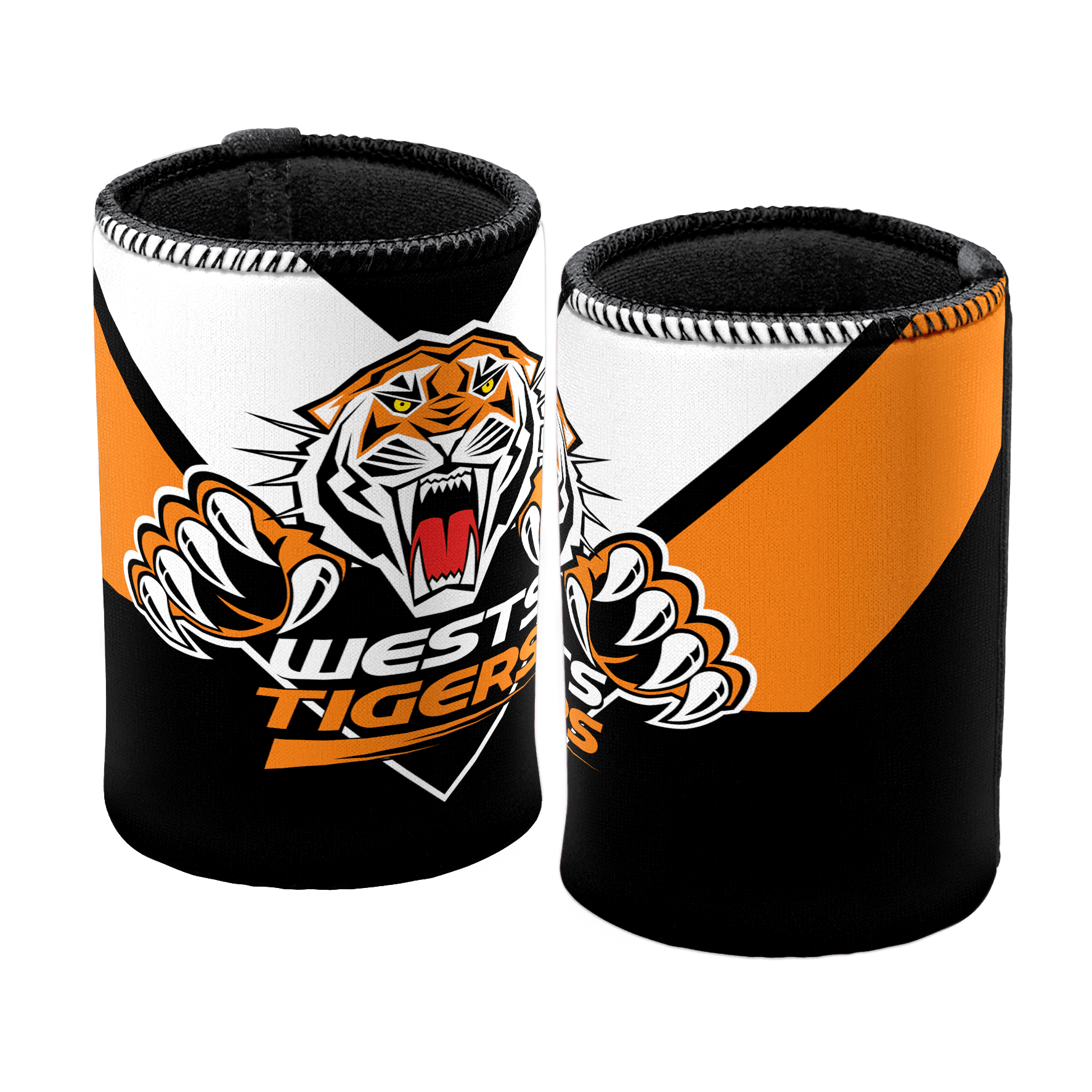 NRL Can Cooler Jersey Tigers