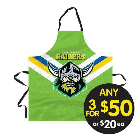NRL Apron Raiders