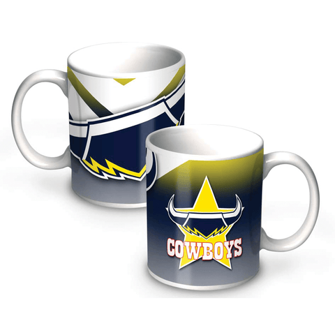 NRL COFFEE MUG CLUB HISTORY COWBOYS