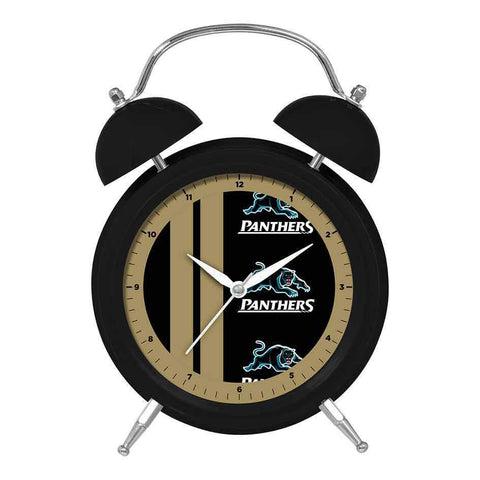 NRL Alarm Clock 21cm Panthers