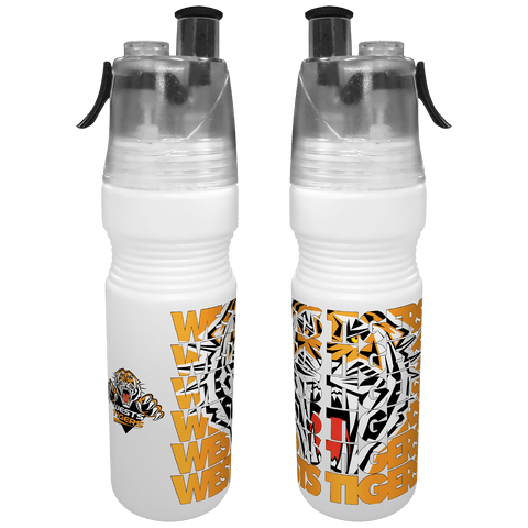 NRL Misting Bottle Tigers