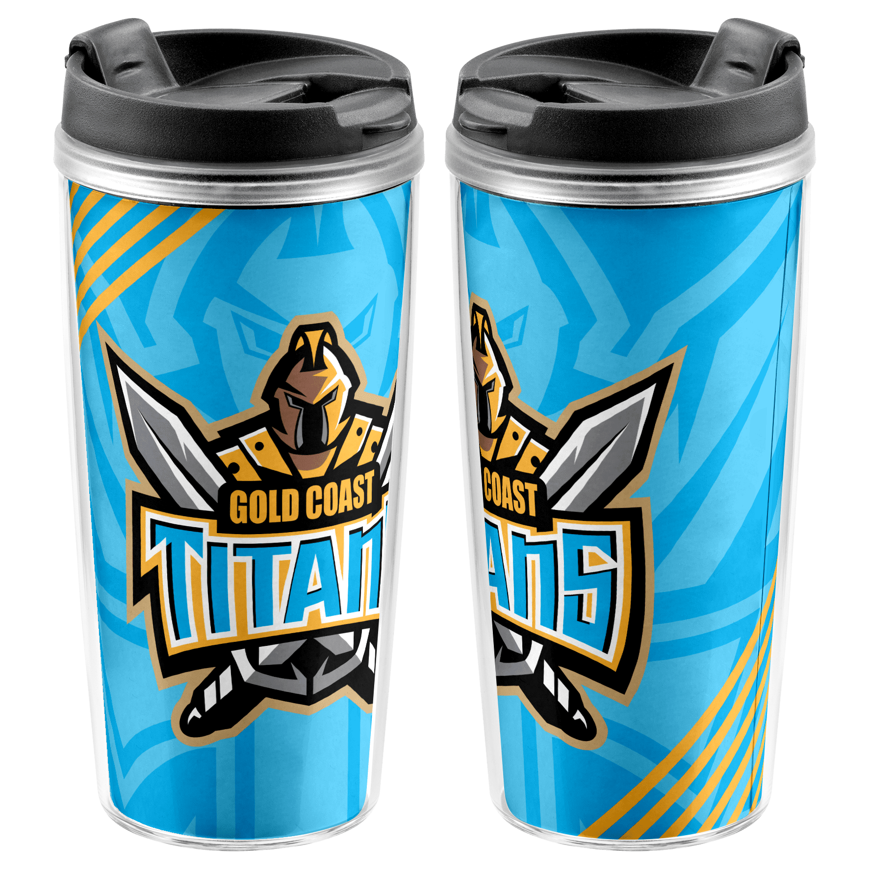 NRL Travel Mug Titans