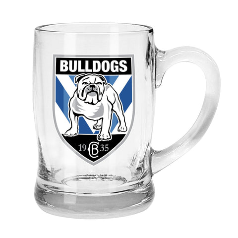 NRL Mini Stein Bulldogs