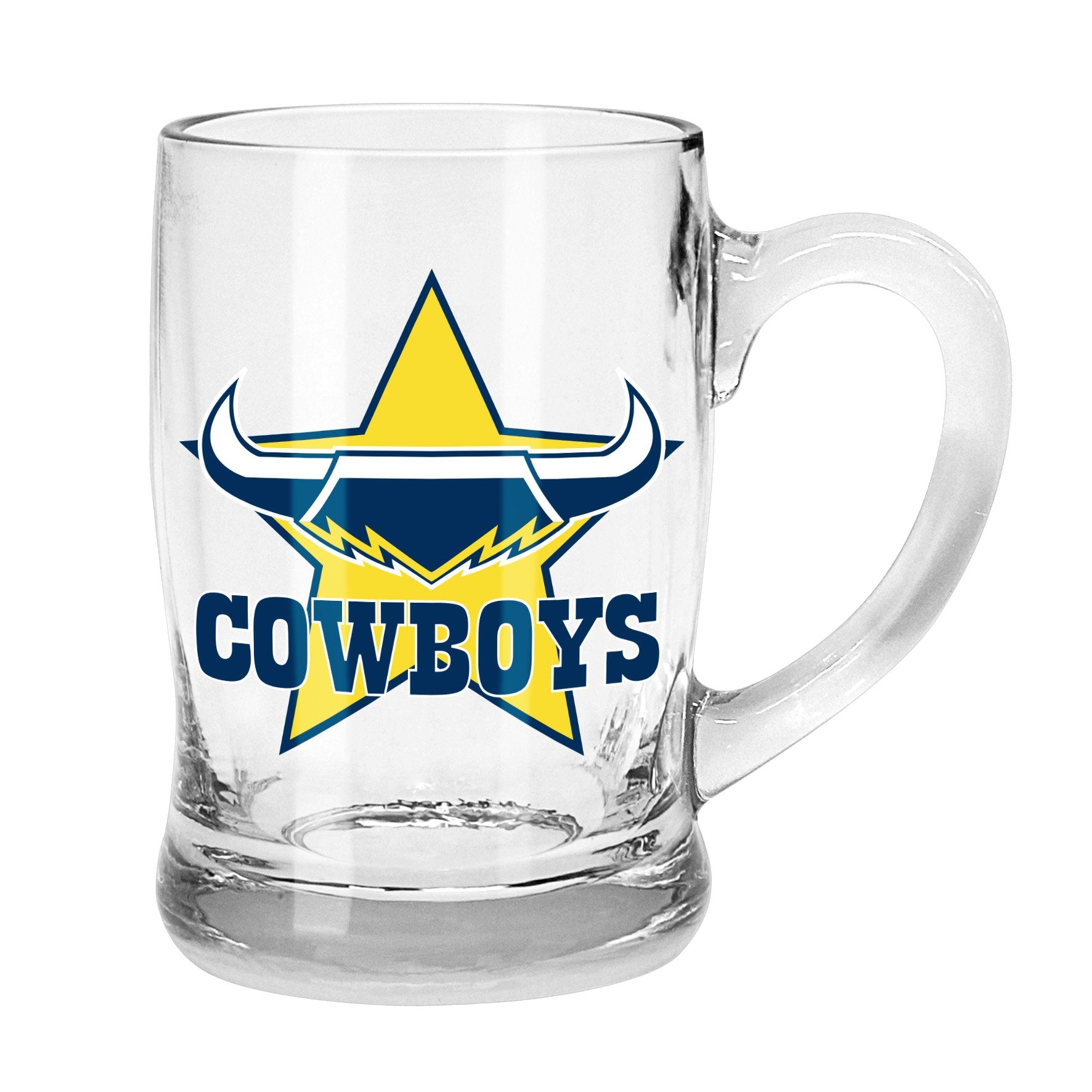 NRL Mini Stein Cowboys