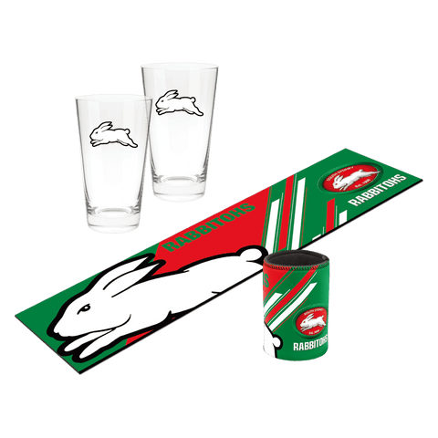 NRL Bar Essentials Gift Pack Rabbitohs