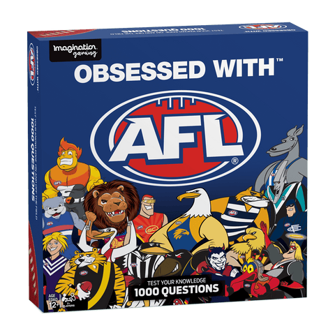 Obsessed With AFL Game